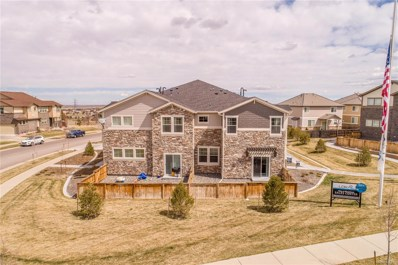 24847 E Calhoun Place UNIT C, Aurora, CO 80016 - MLS#: 3829107