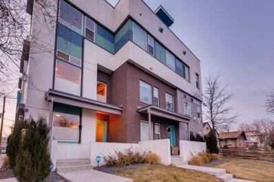 1733 Grove Street UNIT 4, Denver, CO 80204 - MLS#: 3829160