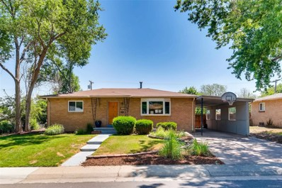 5850 S Cherokee Street, Littleton, CO 80120 - MLS#: 3833444