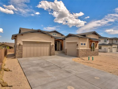10065 Buck Gulch Court, Colorado Springs, CO 80924 - MLS#: 3834475