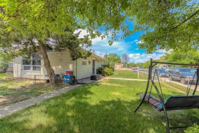 221 Cuchara Street, Denver, CO 80221 - MLS#: 3835045