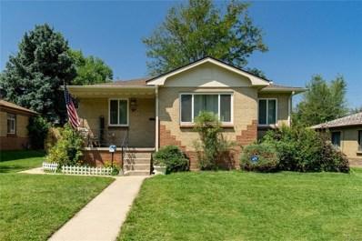 3127 S Corona Street, Englewood, CO 80113 - #: 3835915