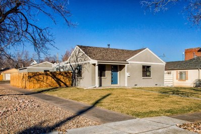 3055 W 25th Avenue, Denver, CO 80211 - #: 3836047