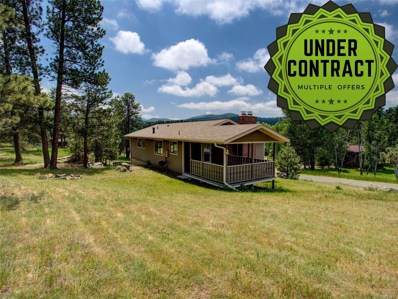 29423 Valley View Road, Evergreen, CO 80439 - #: 3847979