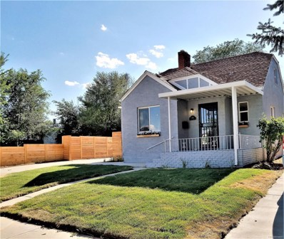 1515 Oneida Street, Denver, CO 80220 - MLS#: 3848403
