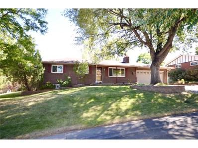 1618 S Van Gordon Court, Lakewood, CO 80228 - MLS#: 3850218