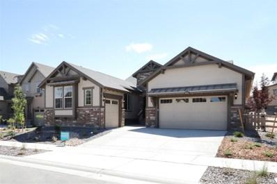 8252 Arapahoe Peak Street, Littleton, CO 80125 - #: 3853068