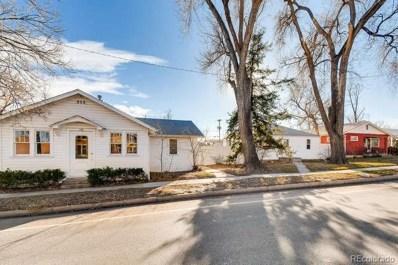 108 E Baseline Road, Lafayette, CO 80026 - MLS#: 3854040