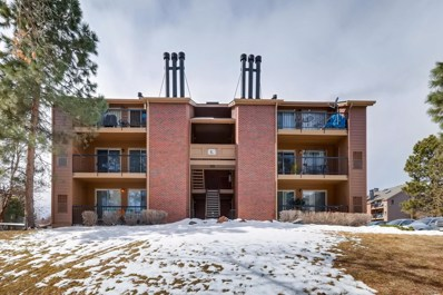 4899 S Dudley Street UNIT K6, Littleton, CO 80123 - #: 3854500