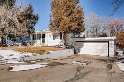 7255 W 33rd Avenue, Wheat Ridge, CO 80033 - MLS#: 3855910