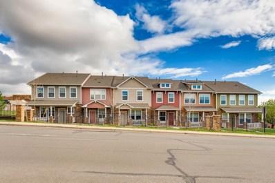 13778 Garfield Street UNIT D, Thornton, CO 80602 - MLS#: 3856934