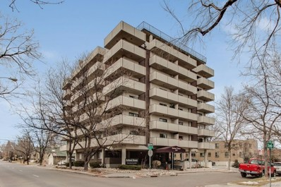 1313 Steele Street UNIT 601, Denver, CO 80206 - MLS#: 3857080