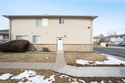3351 S Field Street UNIT 128, Lakewood, CO 80227 - #: 3857971