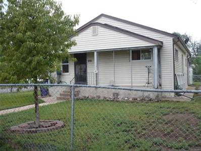 991 S Newton Street, Denver, CO 80219 - MLS#: 3861057