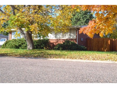 2151 S Wolcott Court, Denver, CO 80219 - MLS#: 3862970
