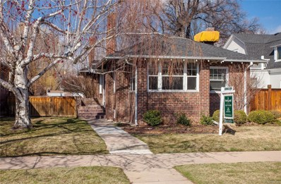 1215 S York Street, Denver, CO 80210 - MLS#: 3868358