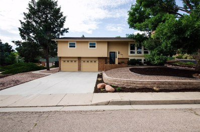 6320 Mesedge Drive, Colorado Springs, CO 80919 - MLS#: 3868965