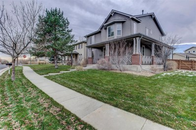 10537 Pitkin Street, Commerce City, CO 80022 - MLS#: 3869109