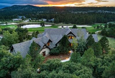 1052 Country Club Estates Drive, Castle Rock, CO 80108 - #: 3872961