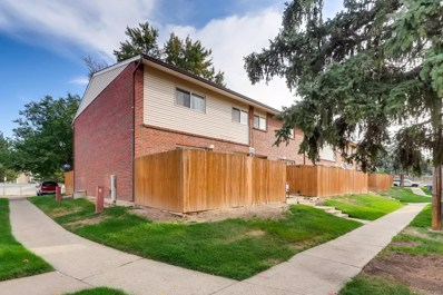 8079 Wolff Street UNIT G, Westminster, CO 80031 - MLS#: 3875168