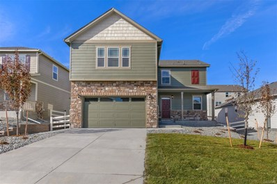 2083 Shadow Rider Circle, Castle Rock, CO 80104 - MLS#: 3876789