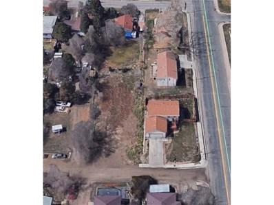 3111 S Alcott Court, Englewood, CO 80110 - MLS#: 3876953
