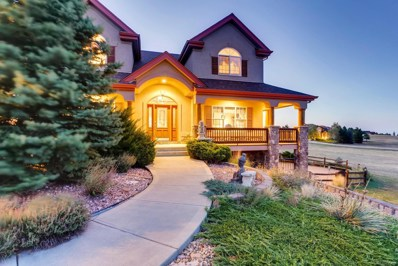636 N Pines Trail, Parker, CO 80138 - #: 3877003
