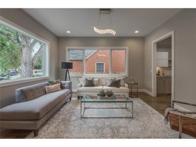 275 Eudora Street, Denver, CO 80220 - MLS#: 3877145