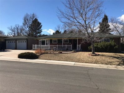 7201 S Sherman Street, Centennial, CO 80122 - MLS#: 3878245