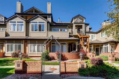 6001 S Yosemite Street UNIT B103, Greenwood Village, CO 80111 - MLS#: 3882228