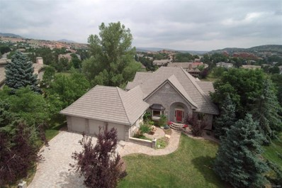 5 Catamount Lane, Littleton, CO 80127 - #: 3887363