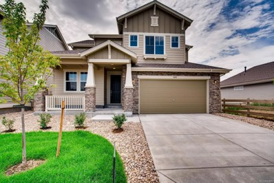 6648 W Jewell Place, Lakewood, CO 80227 - #: 3889136