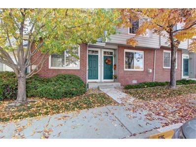9603 W Chatfield Avenue UNIT B, Littleton, CO 80128 - MLS#: 3890212