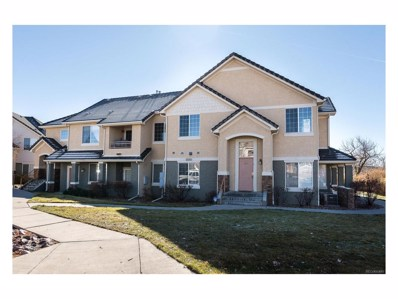 22560 E Ontario Drive UNIT 201, Aurora, CO 80016 - MLS#: 3891411