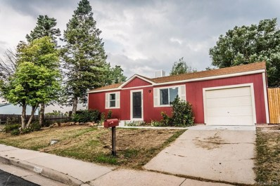9600 W 104th Drive, Westminster, CO 80021 - MLS#: 3894053