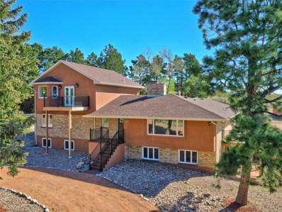 3202 Bella Cima Drive, Colorado Springs, CO 80918 - #: 3895214