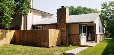 44 N Nome Way UNIT D, Aurora, CO 80012 - #: 3895477