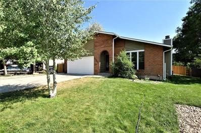 1721 Antero Drive, Longmont, CO 80504 - MLS#: 3896352