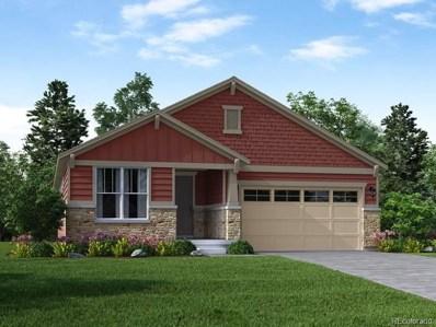 1015 Stagecoach Drive, Lafayette, CO 80026 - MLS#: 3896703