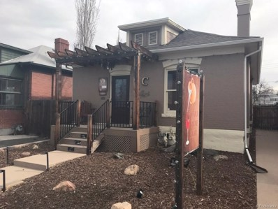 2554 S Broadway Street, Denver, CO 80210 - MLS#: 3904016