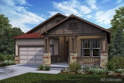 4168 Forever Circle, Castle Rock, CO 80109 - MLS#: 3912309