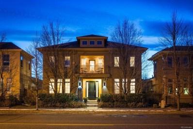 235 Spruce Street, Denver, CO 80230 - MLS#: 3913268