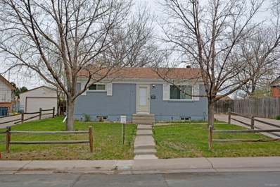 8050 Downing Drive, Denver, CO 80229 - #: 3914533