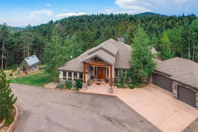12544 Wild Trout Trail, Conifer, CO 80433 - #: 3917189