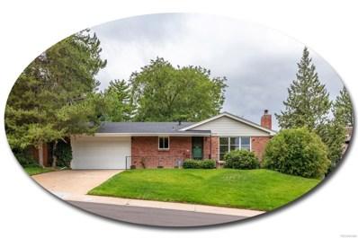 6715 S Cook Street, Centennial, CO 80122 - MLS#: 3918361