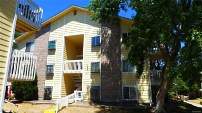 12514 E Cornell Avenue UNIT 304, Aurora, CO 80014 - MLS#: 3921855