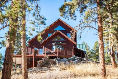 25987 Richmond Hill Road, Conifer, CO 80433 - #: 3922766