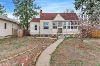 4931 Osceola Street, Denver, CO 80212 - #: 3924807