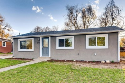 1825 Ingalls Street, Lakewood, CO 80214 - MLS#: 3927850