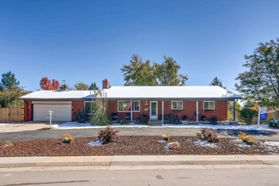 7112 S Platte Canyon Drive, Littleton, CO 80128 - MLS#: 3927960